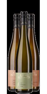 3er-Weinpaket Weißwein lieblich