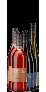 6er-Weinpaket Rotwein & Rosé